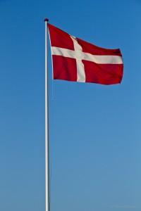 Dänische Fahne