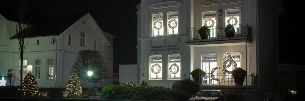 Weihnachtsbeleuchtung Andreas Wanke