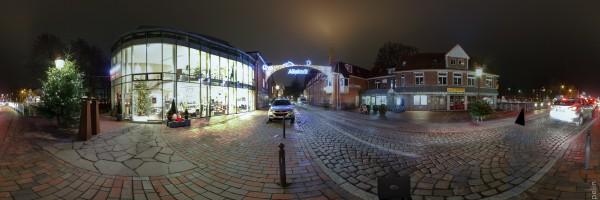 Panorama Eingang Buxtehuder Altstadt
